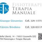 FISIOTERAPIA TERAPIA MANUALE