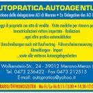 AUTOPRATICA - AUTOAGENTUR