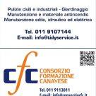 CFC CONSORZIO FORMAZIONE CANAVESE