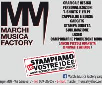 MARCHI MUSICA FACTORY