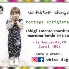 WHITE DOGO