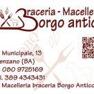 BRACERIA - MACELLERIA BORGO ANTICO