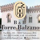B&B TORRE BALZANO