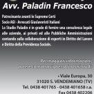 AVV. FRANCESCO PALADIN