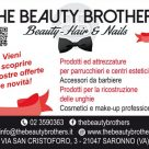 THE BEAUTY BROTHERS