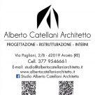 ALBERTO CATELLANI ARCHITETTO
