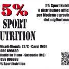 5 PERCENTO SPORT NUTRITION