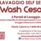 CAR WASH CESARI 28
