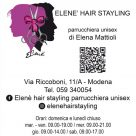 ELENE' HAIR STAYLING