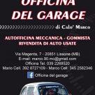 OFFICINA DEL GARAGE