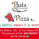 PASTA PIZZA &