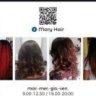 MARY HAIR