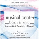 MUSICAL CENTER - DANCE IN MUSIC