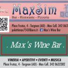 MAX'S WINE BAR