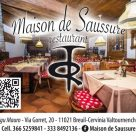 MAISON DE SAUSSURE