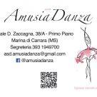 AMUSIA DANZA