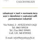 BETON BIANCHI CALCESTRUZZI