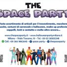 THE SPACE PARTY