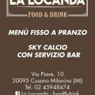 LA LOCANDA FOOD & DRINK