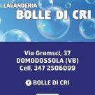 LAVANDERIA BOLLE DI CRI
