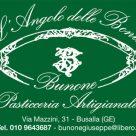 L'ANGOLO DELLE BONTÀ BUNONE