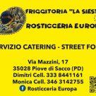 FRIGGITORIA LA SIESTA - ROSTICCERIA EUROPA