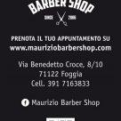 MAURIZIO BARBER SHOP