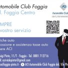 AUTOMOBILE CLUB FOGGIA