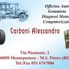 CARBONI ALESSANDRO