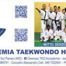 ONENESS TAEKWONDO ACCCADEMIA