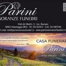 CASA FUNERARIA PARINI