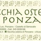 VECCHIA OSTERIA DI PONZANO