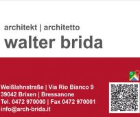 ARCHITEKT WALTER BRIDA