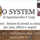 LEGNO SYSTEM
