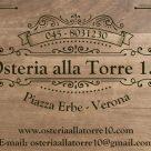 OSTERIA ALLA TORRE 1.0