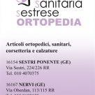 SANITARIA SESTRESE ORTOPEDIA