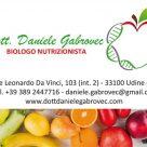 DOTT. DANIELE GABROVEC