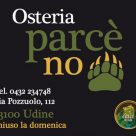 OSTERIA PARCÈ NO
