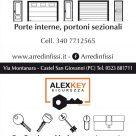 ARREDINFISSI - ALEX KEY