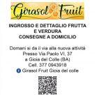GIRASOL FRUIT