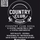 COUNTRY CLUB GIOIA