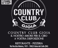 COUNTRY CLUB GIOIA