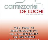 CARROZZERIA DE LUCHI