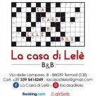 LA CASA DI LELÈ B&B