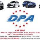 DPA CAR RENT