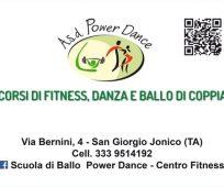 A.S.D. POWER DANCE
