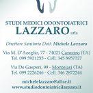 STUDI MEDICI ODONTOIATRICI LAZZARO