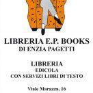 LIBRERIA E.P. BOOKS