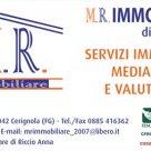 M.R. IMMOBILIARE