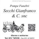 POMPE FUNEBRI SECCHI GIANFRANCO & C.